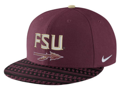 Florida State Seminoles Nike NCAA Week Zero Trainer 5 True Snapback Cap