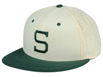 Michigan State Spartans Nike NCAA True Vapor Fitted Cap