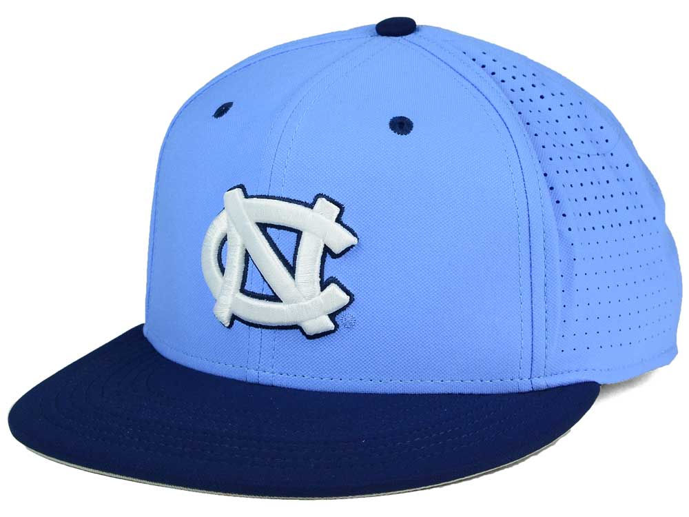 d7396d30fa2 North Carolina Tar Heels Nike NCAA True Vapor Fitted Cap