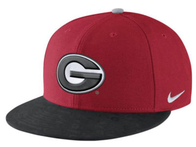 Georgia Bulldogs Nike NCAA Week Zero Trainer 5 True Snapback Cap