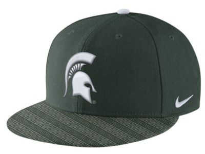 Michigan State Spartans Nike NCAA Week Zero Trainer 5 True Snapback Cap