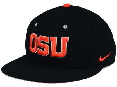 Oregon State Beavers Nike NCAA True Vapor Fitted Cap