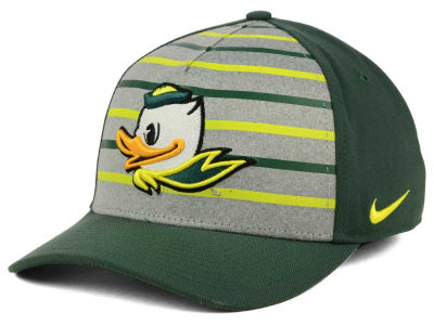Oregon Ducks Nike NCAA Classic Verbiage Swoosh Cap
