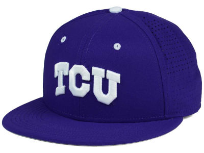 Texas Christian Horned Frogs Nike NCAA True Vapor Fitted Cap