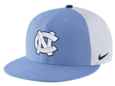 North Carolina Tar Heels Nike NCAA Week Zero Trainer 5 True Snapback Cap