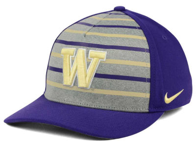 Washington Huskies Nike NCAA Classic Verbiage Swoosh Cap
