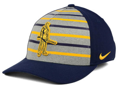 West Virginia Mountaineers Nike NCAA Classic Verbiage Swoosh Cap