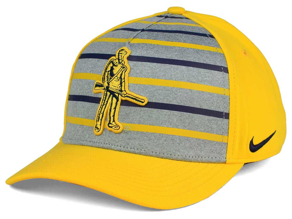 cheap for discount 98ecf f435a ... germany west virginia mountaineers nike ncaa classic verbiage swoosh cap  3cd2e 15be2