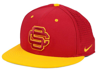 USC Trojans Nike NCAA True Vapor Fitted Cap