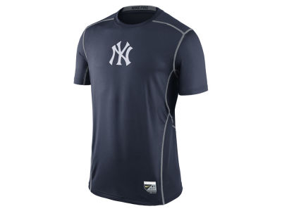 New York Yankees Nike MLB Men's AC Dri-Fit Hypercool Performance T-Shirt