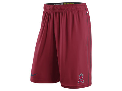 Los Angeles Angels Nike MLB Men's AC Fly Shorts