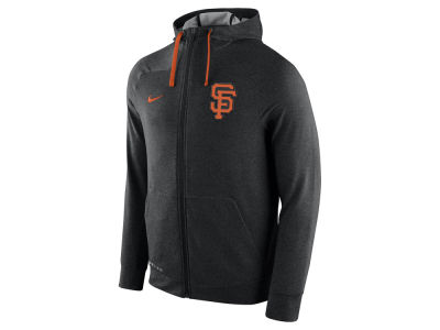 San Francisco Giants Nike MLB Men's Dri-Fit Touch Full Zip Hoodie