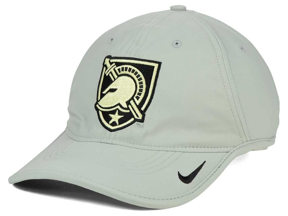 Army Black Knights Nike NCAA H86 Vapor Cap 6acf0480cee