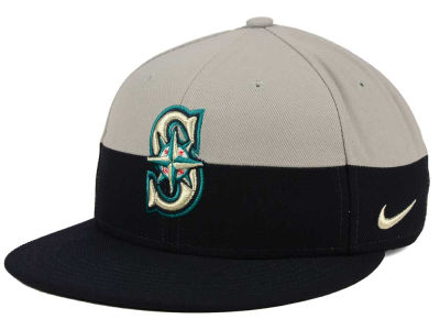 Seattle Mariners Nike MLB Color True Snapback Cap