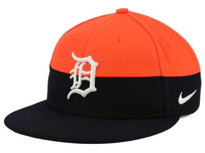 Detroit Tigers Nike MLB Color True Snapback Cap