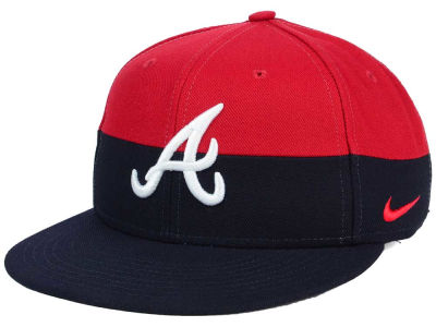 Atlanta Braves Nike MLB Color True Snapback Cap