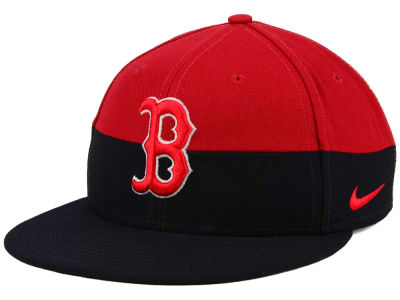 Boston Red Sox Nike MLB Color True Snapback Cap