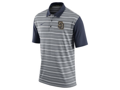 San Diego Padres Nike MLB Men's Dri-Fit Polo 1.6