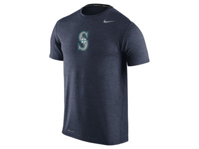 Seattle Mariners Nike MLB Men's Dri-Fit Touch T-Shirt