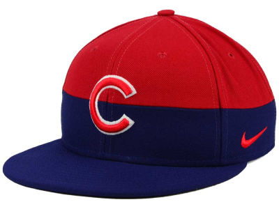 Chicago Cubs Nike MLB Color True Snapback Cap