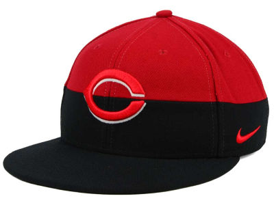 Cincinnati Reds Nike MLB Color True Snapback Cap