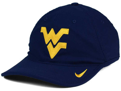 West Virginia Mountaineers Nike NCAA H86 Vapor Cap