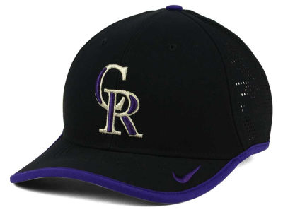 Colorado Rockies Nike MLB Vapor Classic Adjustable Cap