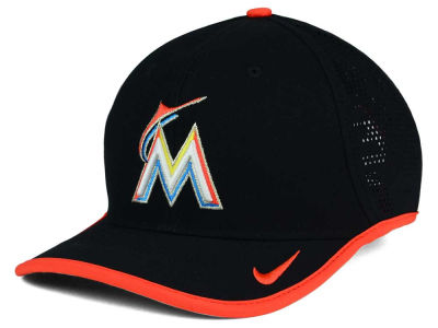 Miami Marlins Nike MLB Vapor Classic Adjustable Cap