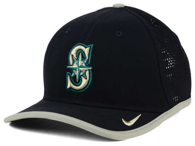 Seattle Mariners Nike MLB Vapor Classic Adjustable Cap