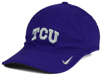 Texas Christian Horned Frogs Nike NCAA H86 Vapor Cap