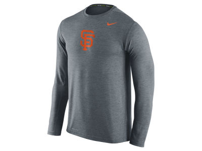 San Francisco Giants Nike MLB Men's Dri-Fit Touch Long Sleeve T-Shirt