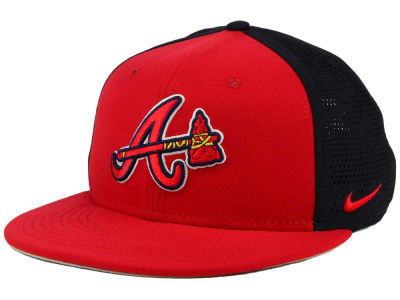 Atlanta Braves Nike MLB True Vapor Swoosh Flex Cap