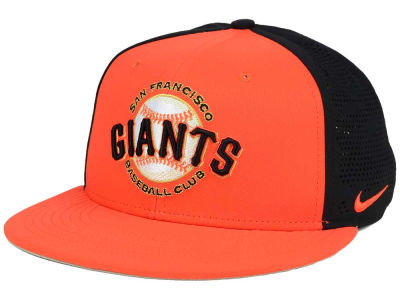 San Francisco Giants Nike MLB True Vapor Swoosh Flex Cap