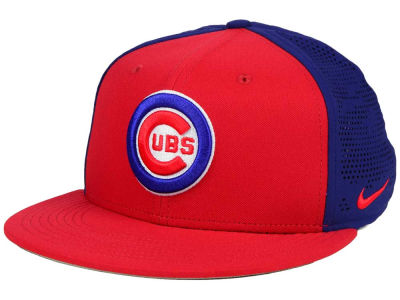 Chicago Cubs Nike MLB True Vapor Swoosh Flex Cap
