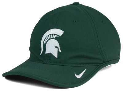 Michigan State Spartans Nike NCAA H86 Vapor Cap