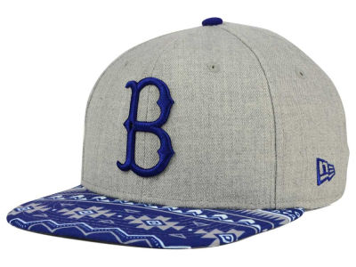 Brooklyn Dodgers New Era MLB Neon Mashup 9FIFTY Snapback Cap