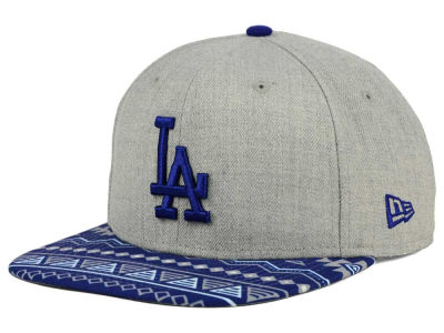 Los Angeles Dodgers New Era MLB Neon Mashup 9FIFTY Snapback Cap