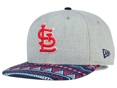 St. Louis Cardinals New Era MLB Neon Mashup 9FIFTY Snapback Cap