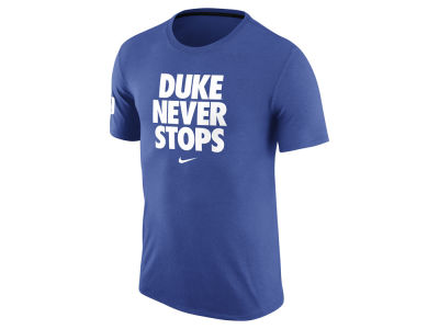 Duke Blue Devils Nike NCAA Men's Basketball Practice T-Shirt