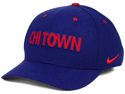 Chicago Cubs Nike MLB Local Swooshflex Cap