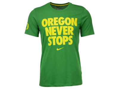 Oregon Ducks Nike NCAA Men's Basketball Practice T-Shirt