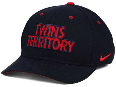 Minnesota Twins Nike MLB Local Swooshflex Cap