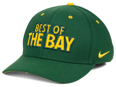 Oakland Athletics Nike MLB Local Swooshflex Cap