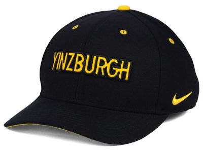 Pittsburgh Pirates Nike MLB Local Swooshflex Cap