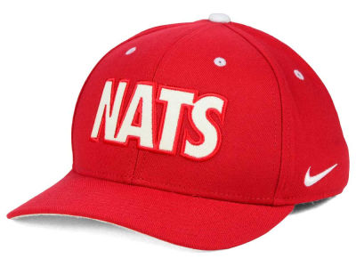 Washington Nationals Nike MLB Local Swooshflex Cap