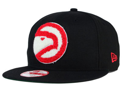 Atlanta Hawks New Era NBA HWC The Letter Man 9FIFTY Snapback Cap