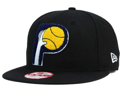 Indiana Pacers New Era NBA HWC The Letter Man 9FIFTY Snapback Cap