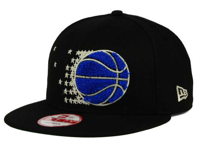 Orlando Magic New Era NBA HWC The Letter Man 9FIFTY Snapback Cap