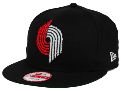 Portland Trail Blazers New Era NBA HWC The Letter Man 9FIFTY Snapback Cap