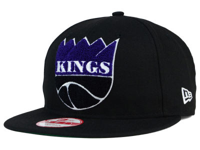 Sacramento Kings New Era NBA HWC The Letter Man 9FIFTY Snapback Cap